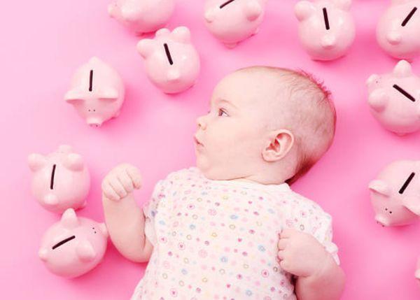 23 Maneras de ahorrar con un bebé